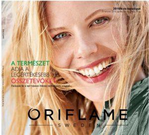 Oriflame aktuális katalógus ajánlatok Neked