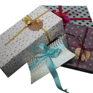 ajándék csomagolás ötletek