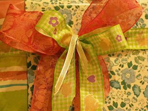 ajándékcsomagolás