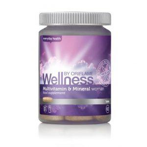 wellness by oriflame multivitamin