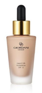 oriflame smink giordani gold silk folyékony alapozó