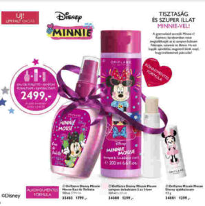 Oriflame Disney Minnie szett
