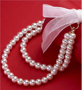 oriflame romantic pearl nyaklánc